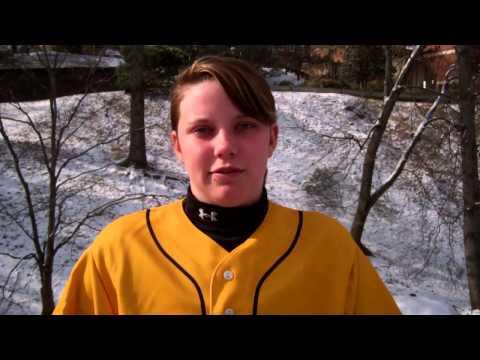 Randolph Softball - Jamie Bennett