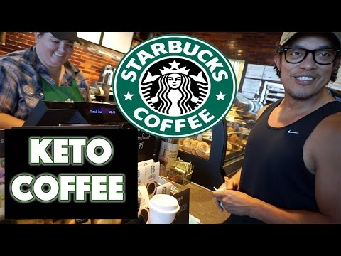 HOW TO ORDER STARBUCKS KETO COFFEE | THE KETOGENIC DIET | VLOG 29