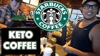 HOW TO ORDER STARBUCKS KETO COFFEE   THE KETOGENIC DIET   VLOG 29