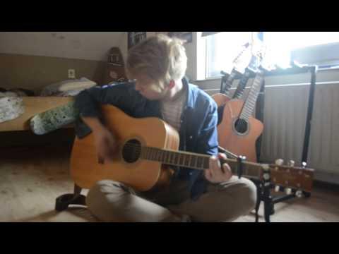 ed sheeran - fall (Daan Hamel cover)