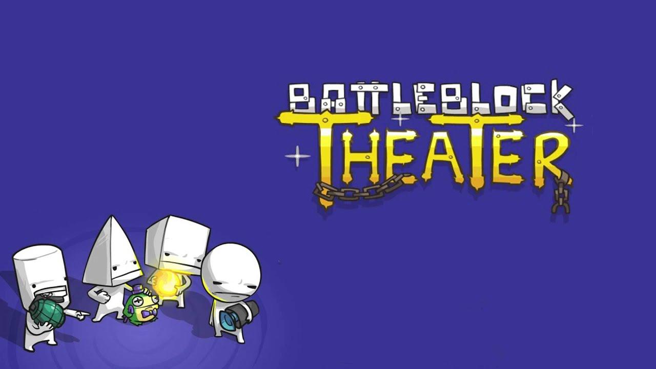 Battleblock theater finale music download   Battleblock Theater Menu