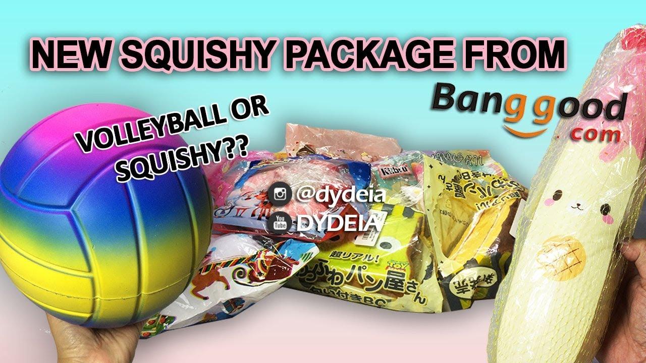 VOLLEYBALL ATAU SQUISHY  SQUISHY BARU DARI BANGGOOD.COM (GRATIS ... d0ba5ba36c94