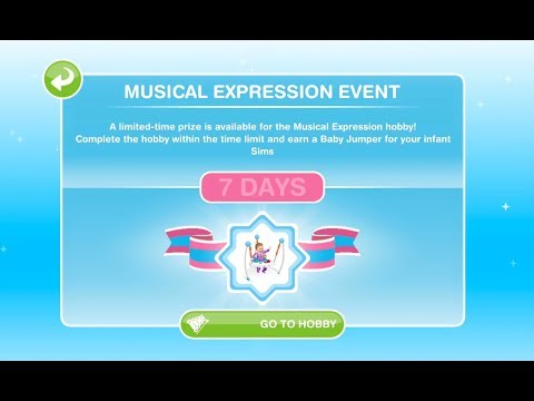 Event: Musical Expression