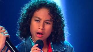Diego, Ana y Catalina cantaron Hoy ya me voy de Kany García - LVK Col – Batallas - Cap 23 – T2