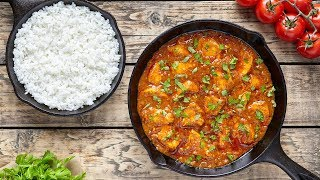 How To Make a Vegan Curry thumbnail