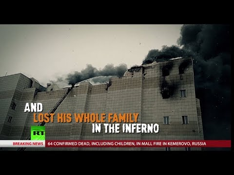 Heart-breaking personal dramas behind the tragedy of Kemerovo mall fire