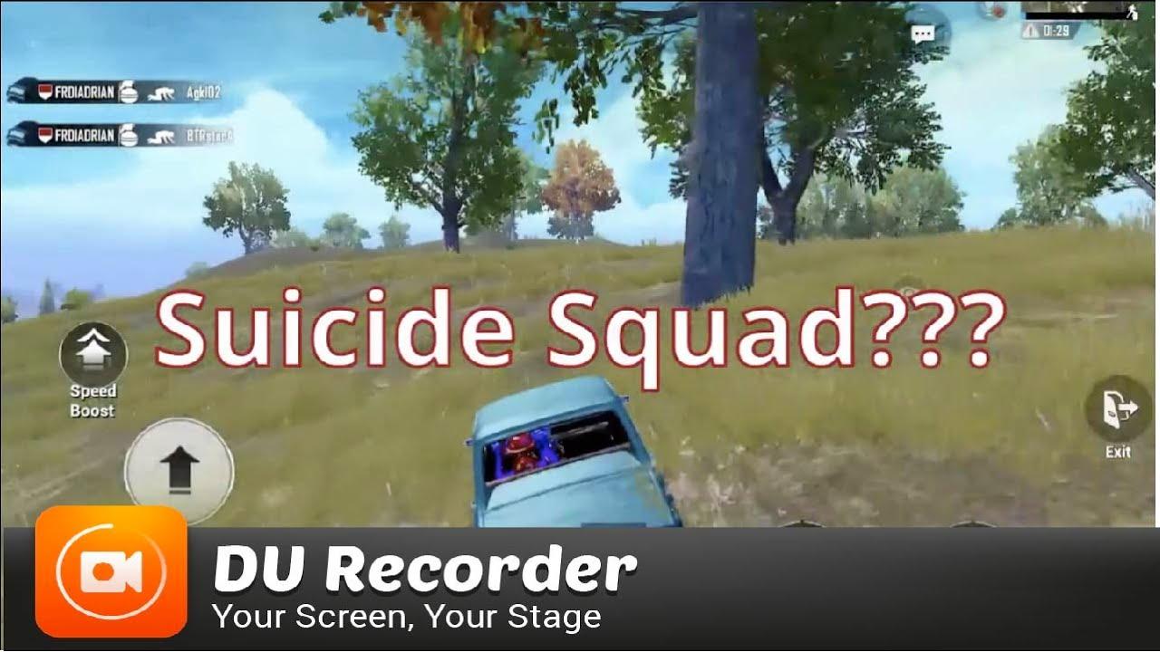 【PUBGM Highlight Moments】Suicide Squad In PUBGM
