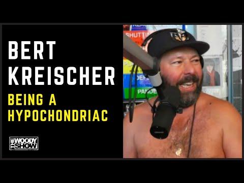 The Woody Show - Bert Kreischer on Being a Hypochondriac