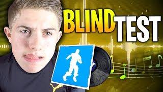 MON PREMIER BLIND TEST MUSICAL INCROYABLE SUR FORTNITE CRÉATIF !!!