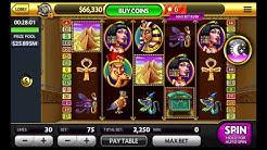 Caesars Slots. how to win 77k