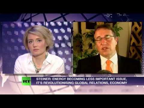 Water wars upcoming, we need co-op to stop resource wars - UN Envo Programme Director