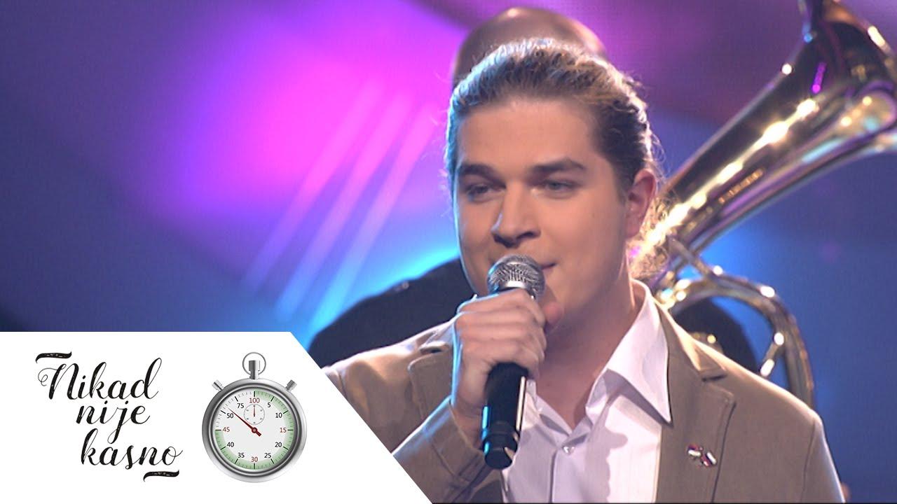 Dejan Petrovic Big Band - Andjeo srece - (live) - Nikad nije kasno - EM 30 - 17.05.16.