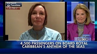 Passenger on Storm-Ravaged Cruise Ship Recounts Traumatic Experience