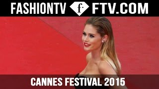 Cannes Film Festival 2015 - Day Seven pt. 1 | FashionTV