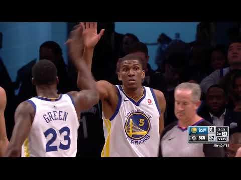 Golden State Warriors vs. Brooklyn Nets - November 19, 2017