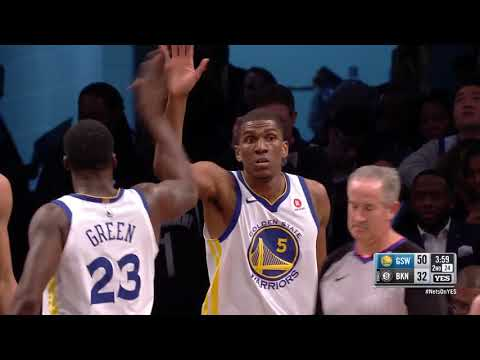 Golden State Warriors vs. Brooklyn Nets - November 19, 2017