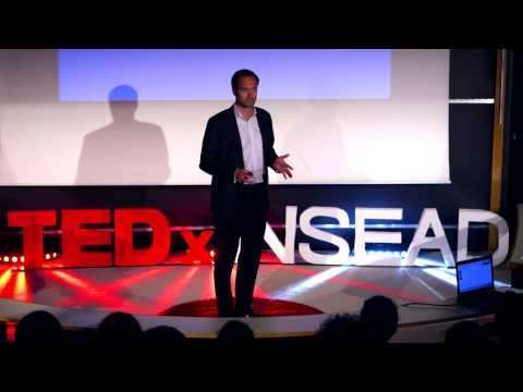 The economics of human well-being | Jan-Emmanuel De Neve | TEDxINSEAD