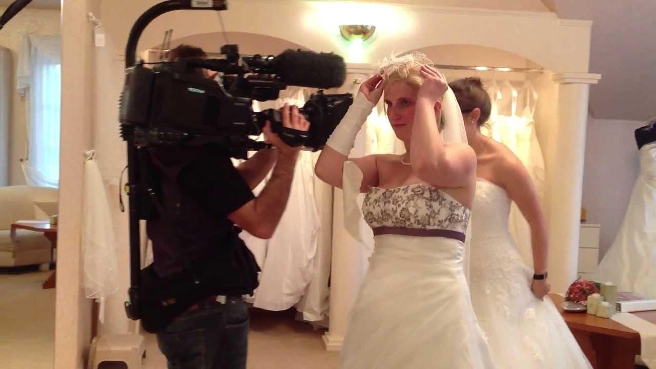 Swr Fernsehteam Bei Brautsalon Lecher Teil 2 Youtube