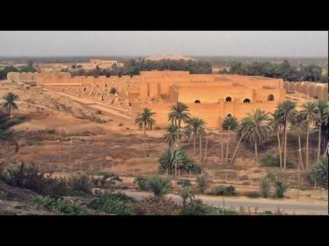 Conservation Science - Documenting Babylon, Iraq