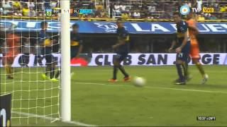 Boca 3 - 1 Olimpo - Fecha 1 Torneo Argentino 2015