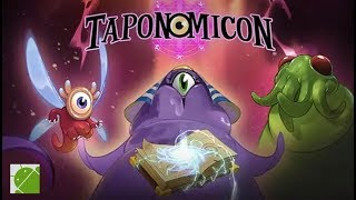Taponomicon - Android Gameplay FHD