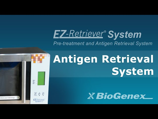 Antigen Retrieval Method for Immunohistochemistry (IHC) using Microwave System