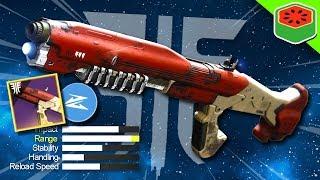 Forsaken's MAX RANGE Shotgun | Destiny 2