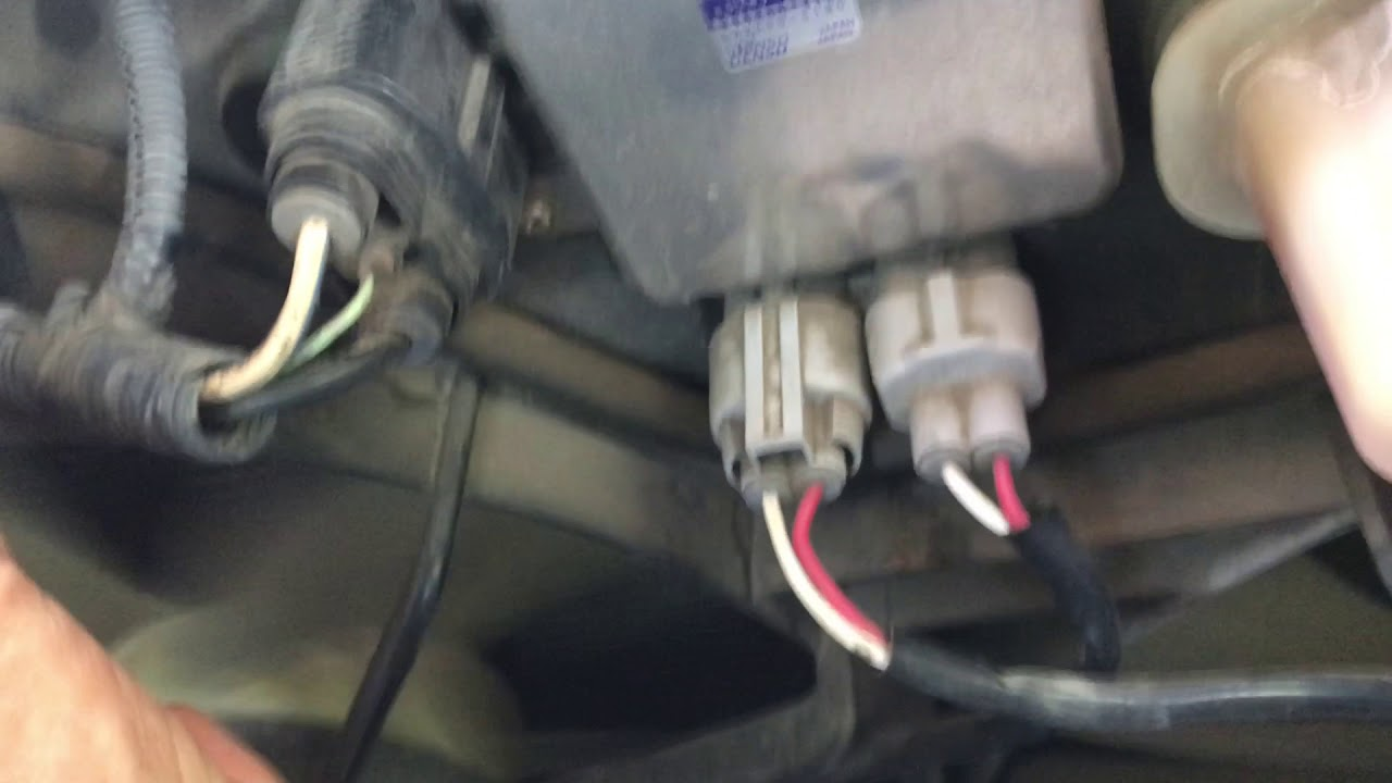 2004 Lexus RX330 AC fix