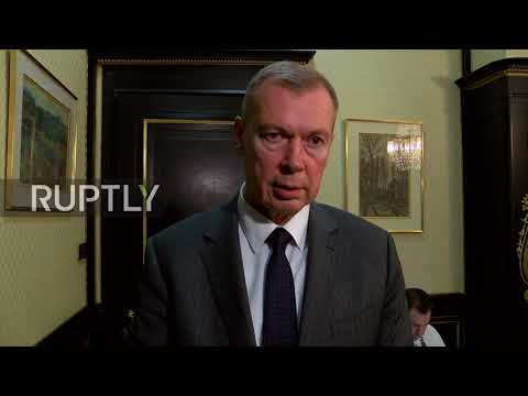 Netherlands: Russian envoy rejects OPCW's explanation for second Skripal nerve agent