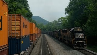 Horseshoe Curve: 360 degree tour of an engineering marvel