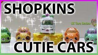 ✨✨✨ Cutie Cars │ Shopkins │ Magic show │ Magical Sparkling Glitter Stars ✨✨✨