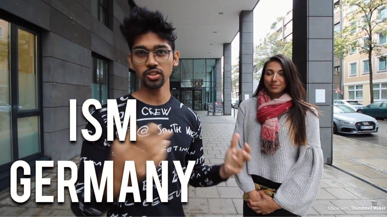 International School Of Management Ism Germany Youtube