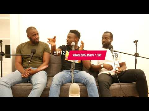 EP122 - What is Mind Wandering FT Timi