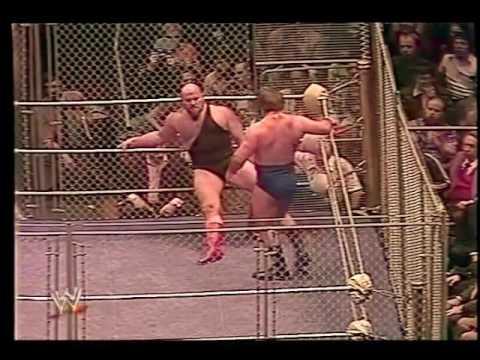 Sammartino vs. Koloff Steel Cage Match 1975