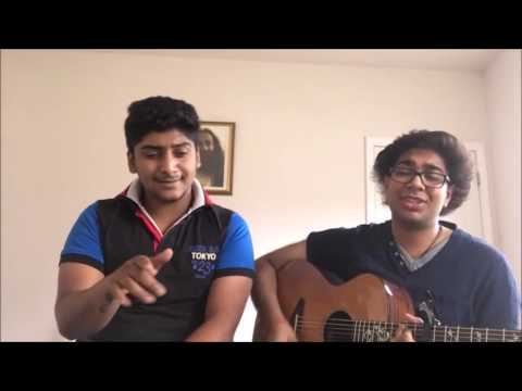 The Scientist x Jeena Jeena (Acoustic Cover) ft. Siddhartha Belmannu