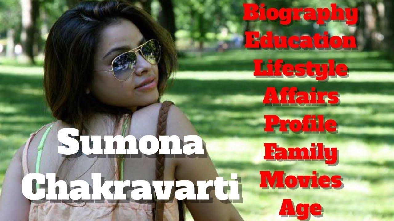 Sumona Chakravarti Biography | Age | Family | Affairs | Movies | Lifestyle  and Profile