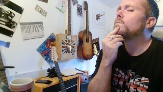 Do I Have Any Regrets ? Weekly Wednesday Q and A and other guitar stuff......