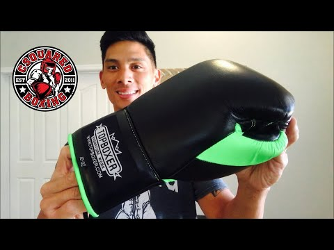 Top Boxer Alien Boxing Gloves REVIEW- COMPACT AND PROTECTIVE!