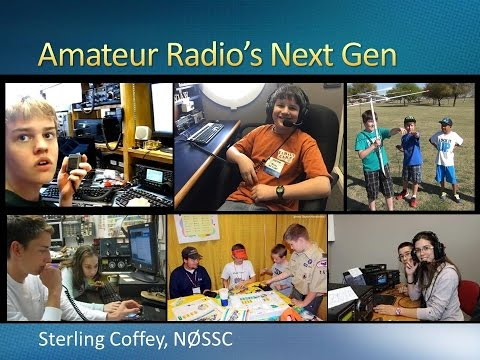Amateur Radio's Next Generation by N0SSC - Full Reupload