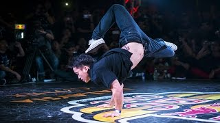 Break Dance Progression in Malaysia - Red Bull BC One Cypher 2015