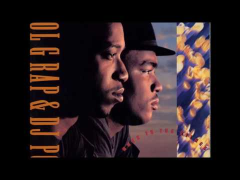 Kool G Rap & DJ Polo - Road To The Riches - 1989