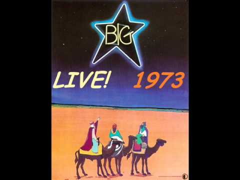 "BIG STAR ""Ballad of El Goodo"" LIVE in 1973 @ Lafayette's Music Room"