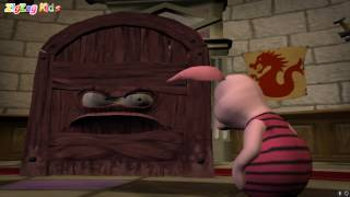 Disney's Piglet's Big Game | Eeyore Dream Part 16 | ZigZag Kids HD