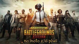 Gameplay pubg mobile (moto g5s plus)