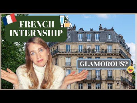 INTERNSHIP IN FRANCE I My Paris Internship Experience + Tips
