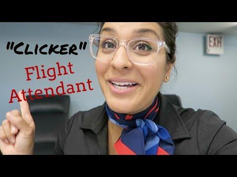 I'm Such a Clicker!! |  Flight Attendant Life  |  VLOG 46