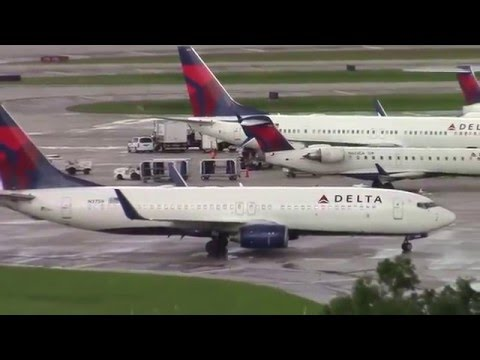 Orlando International Airport Operations (August 16th 2015)