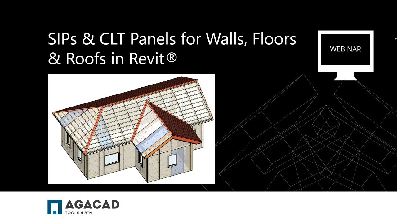 Sips For Walls Floors Amp Roofs In Revit Youtube