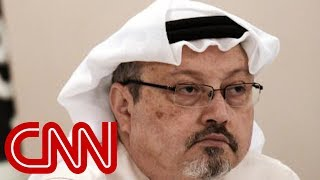 Saudis confirm death of Jamal Khashoggi