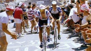Tour 1991 Etapa13 Subida a Val Louron - Indurain